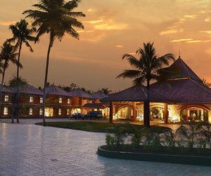 house, luxury, and palm trees image