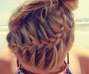 blond and hair image