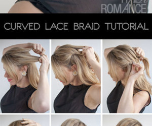 braid, lace, and tutorial image
