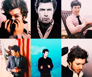 actor, adam brody, and handsome image