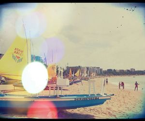 beach, maceió, and brazil image