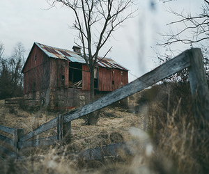 abandoned, home, and house image