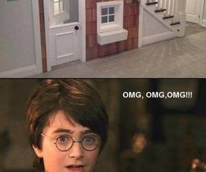 harry potter, lol, and funny image