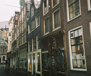 amsterdam, city, and street image