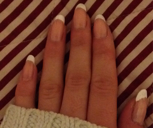 design, french, and manicure image