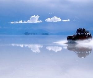 beautiful, Bolivia, and mirror image