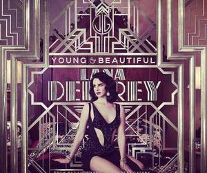 lana del rey, young and beautiful, and lana image