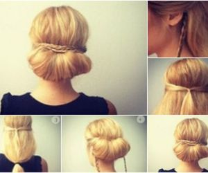 bow, hairstyle, and cute image