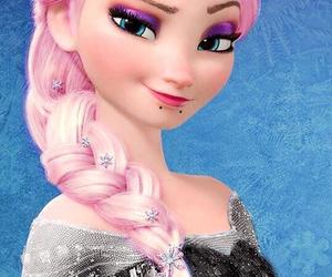 frozen, elsa, and disney image