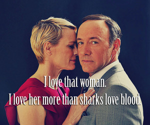couple, house of cards, and marriage image