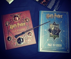 book, emma watson, and wizardry image