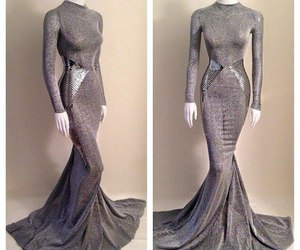 dress, gown, and look image
