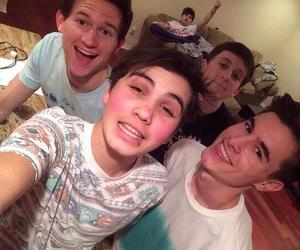 jc caylen, kian lawley, and ricky dillon image