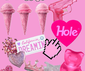 Collage, lolita, and pink image