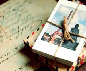 postcards and postcrossing image