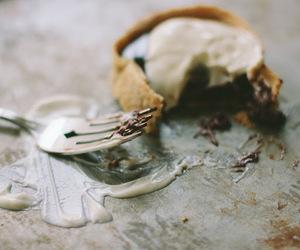 chocolate, crust, and tart image
