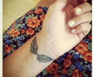 arm, tattoo, and beautifull image