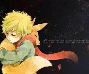 anime, beautiful, and magic image