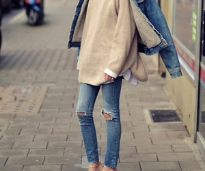 denim, love, and jeans image