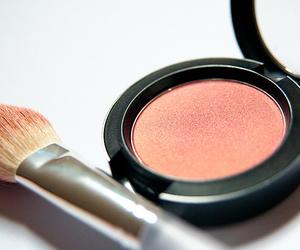 mac, blush, and makeup image