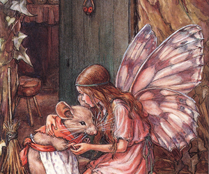 fairy and mouse image
