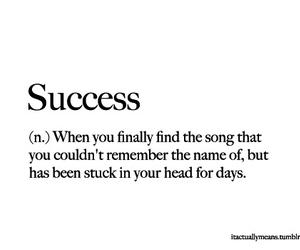 noun, success, and days image