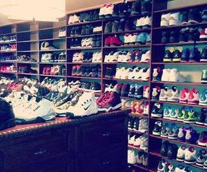 shoes, jordan, and nike image