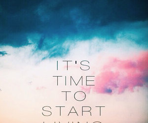 forget, live, and start image