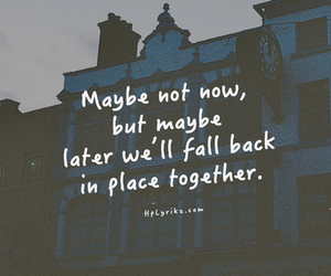 maybe, quotes, and together image