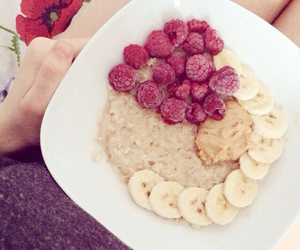 breakfast, inspo, and oatmeal image