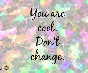 be yourself, quote, and shine image