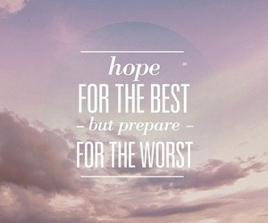 quote, hope, and Best image
