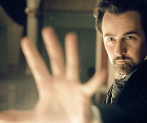 edward norton and the illusionist image