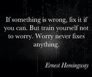 quotes, life, and worry image