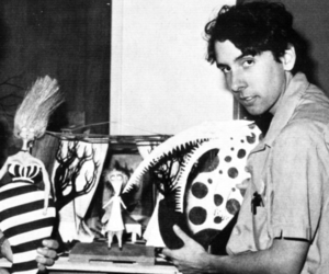 1990s, tim burton, and vincent image