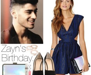 birthday, outfit, and Polyvore image
