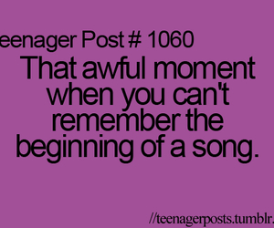 teenager post, awful, and quote image