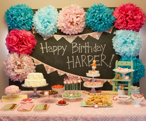 birthday, ideas, and party image