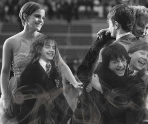 daniel radcliffe, harry potter, and Now And Then image