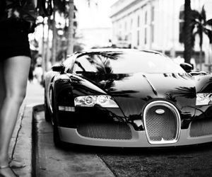 beautiful, bugatti, and girl image
