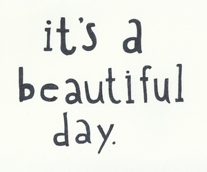 day, beautiful, and quote image