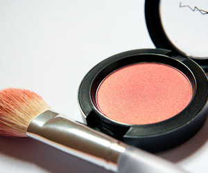mac, blush, and makeup image