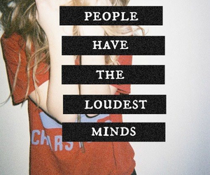 loud, mess, and mind image