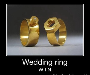 nail, ring, and screw image