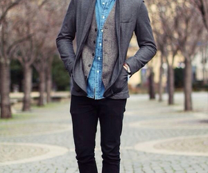 attractive, classy, and men image