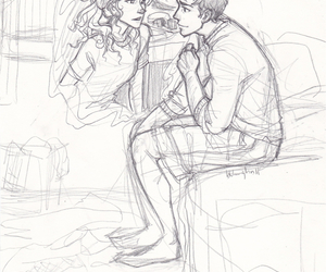percabeth, percy, and percy jackson image