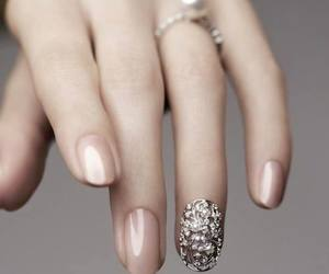 bling, nails, and classy image
