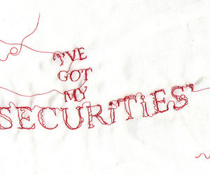 trust, insecurities, and red thread image