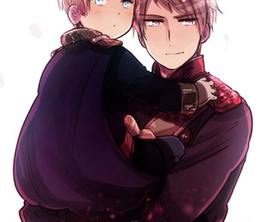 prussia, germany, and hetalia image