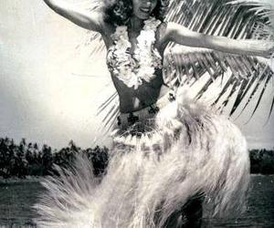 beautiful, dance, and hawaii image